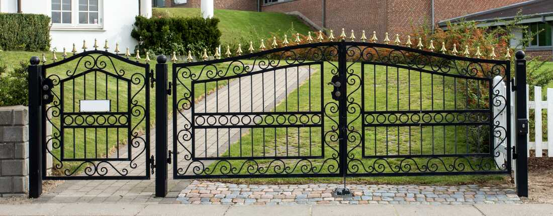 Wrought Iron Gate and Fence Bankstown